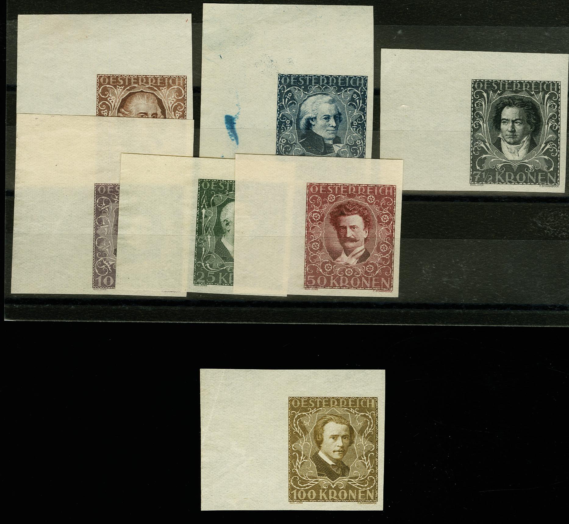 Lot 9B - europe Austria -  Heinrich Koehler Auktionen Auction #366