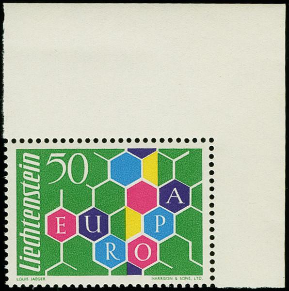 Lot 5 - europe Liechtenstein -  Heinrich Koehler Auktionen Auction #366