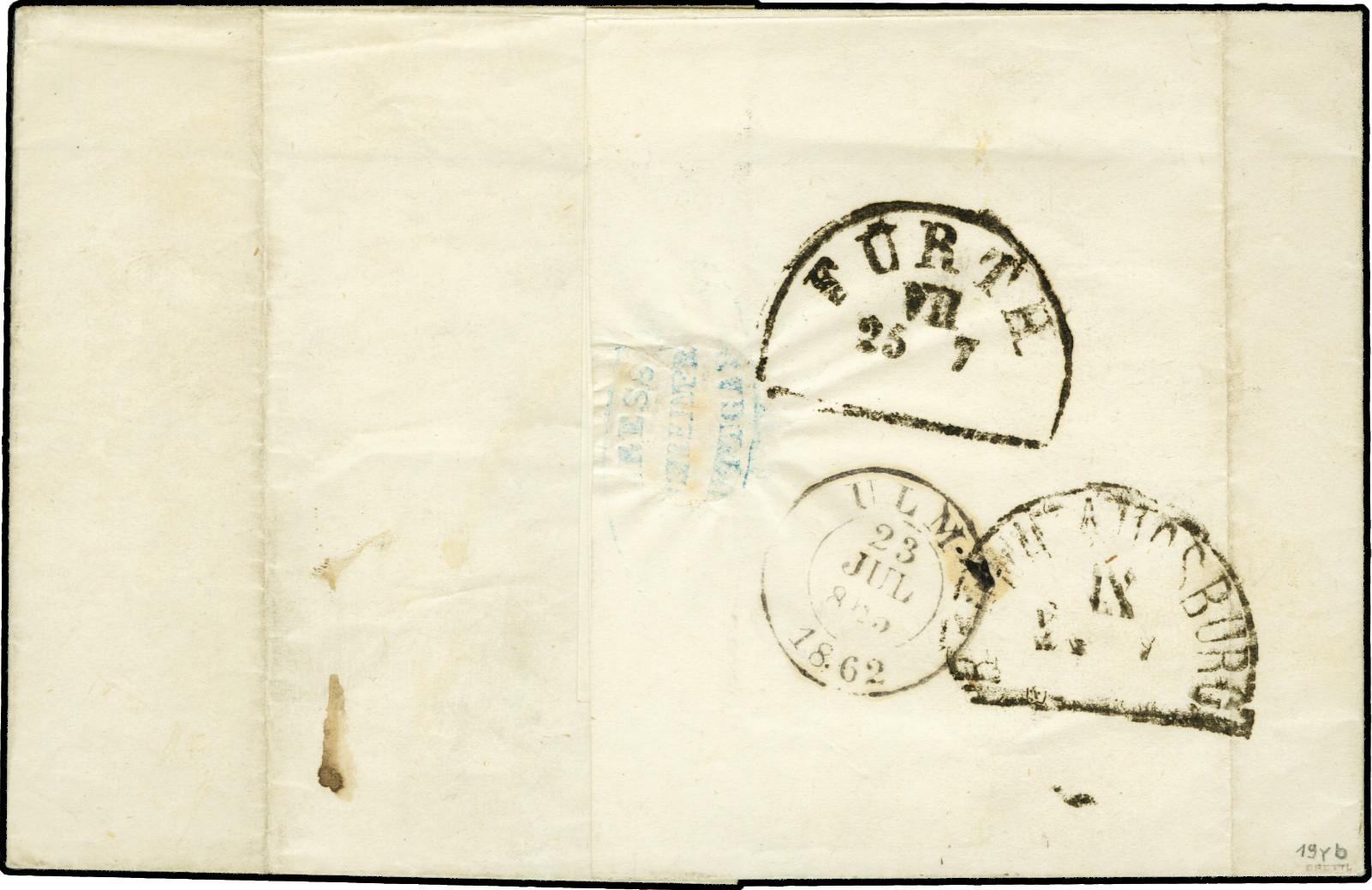 Lot 3158 - german states Wurttemberg -  Heinrich Koehler Auktionen Auction #366