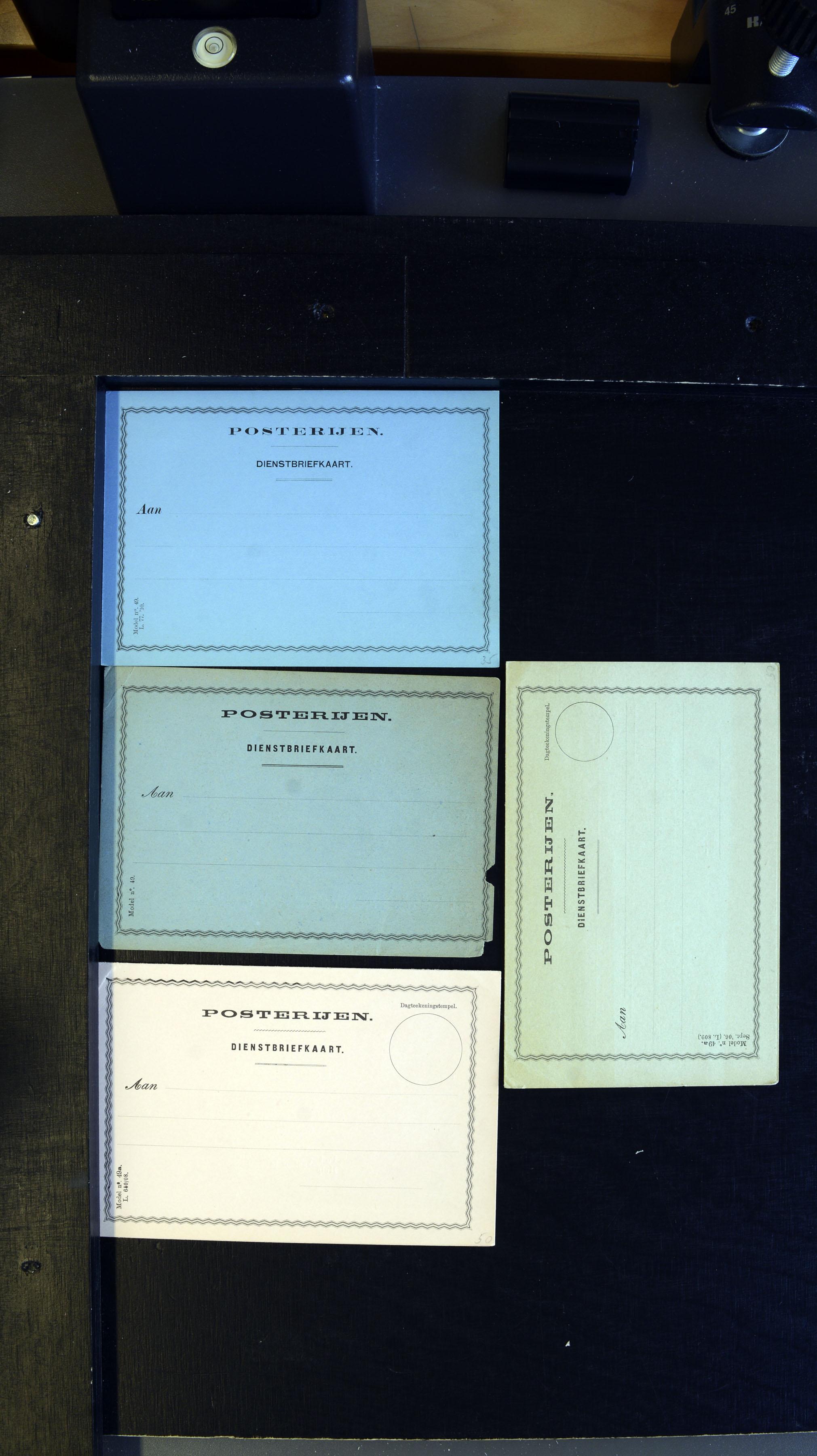 Lot 3763 - Netherlands Netherlands - Officials -  Heinrich Koehler Auktionen Auction #366