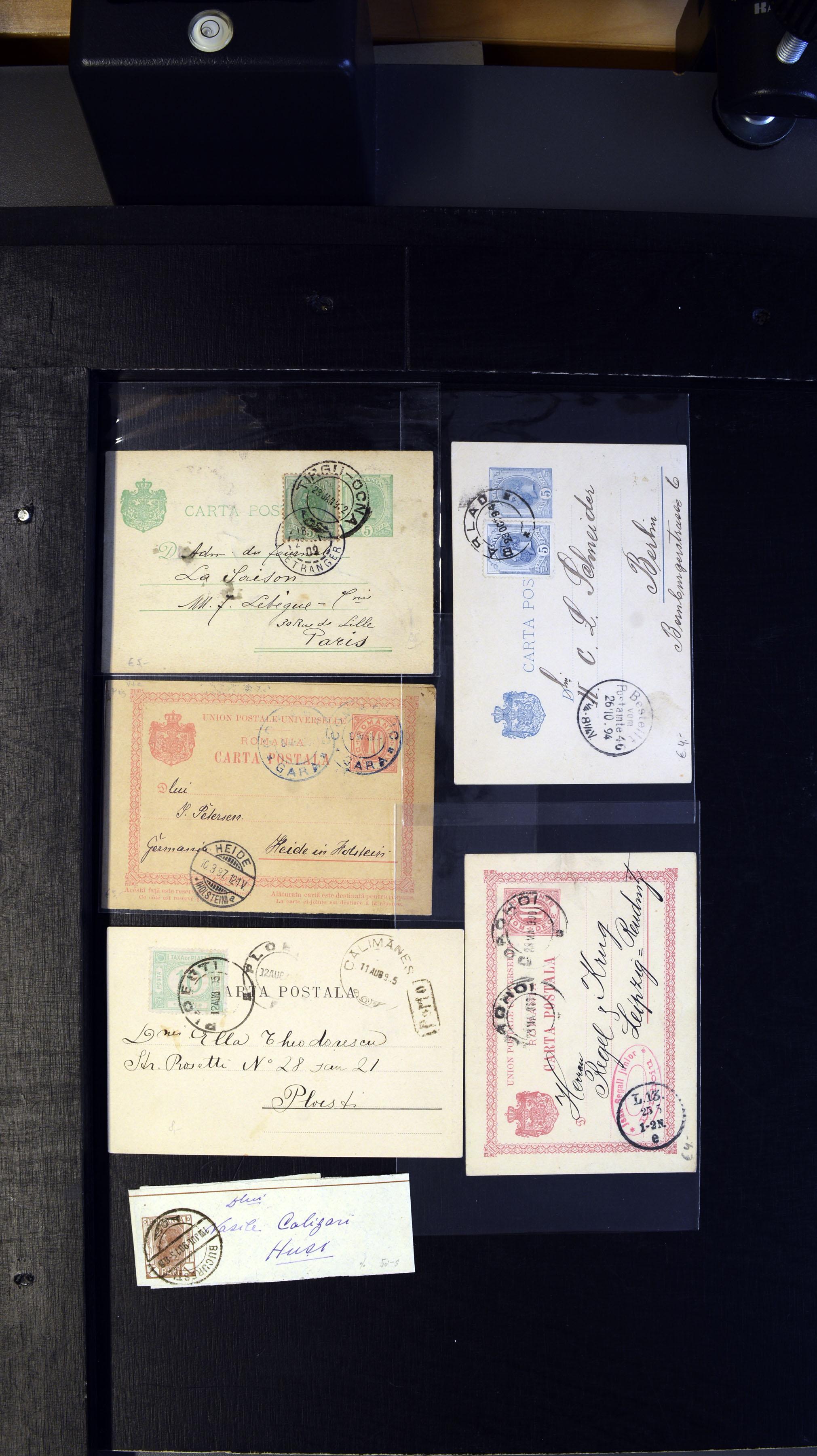 Lot 3810 - europe Romania -  Heinrich Koehler Auktionen Auction #366