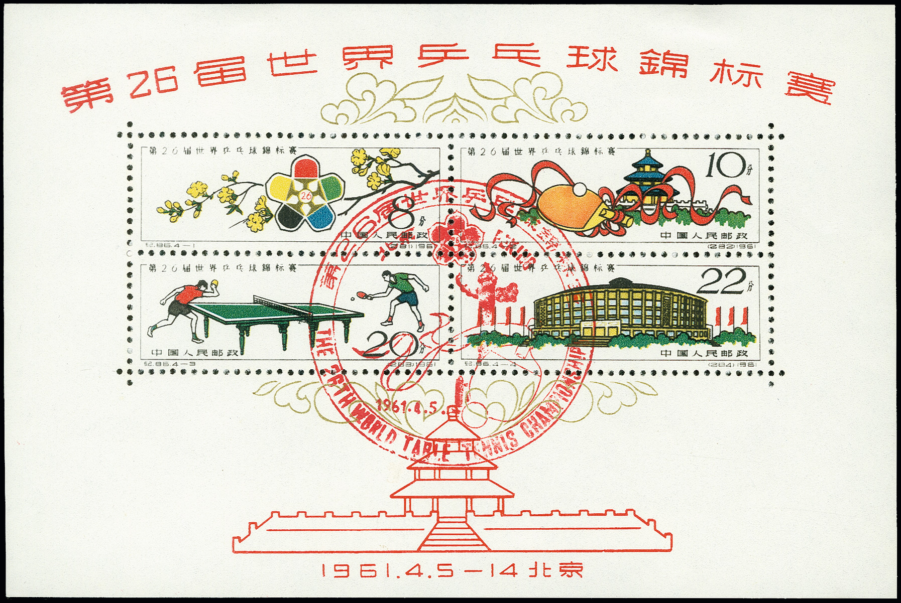Lot 994 - Overseas People's Republic of China -  Heinrich Koehler Auktionen Auction #367- Day 1