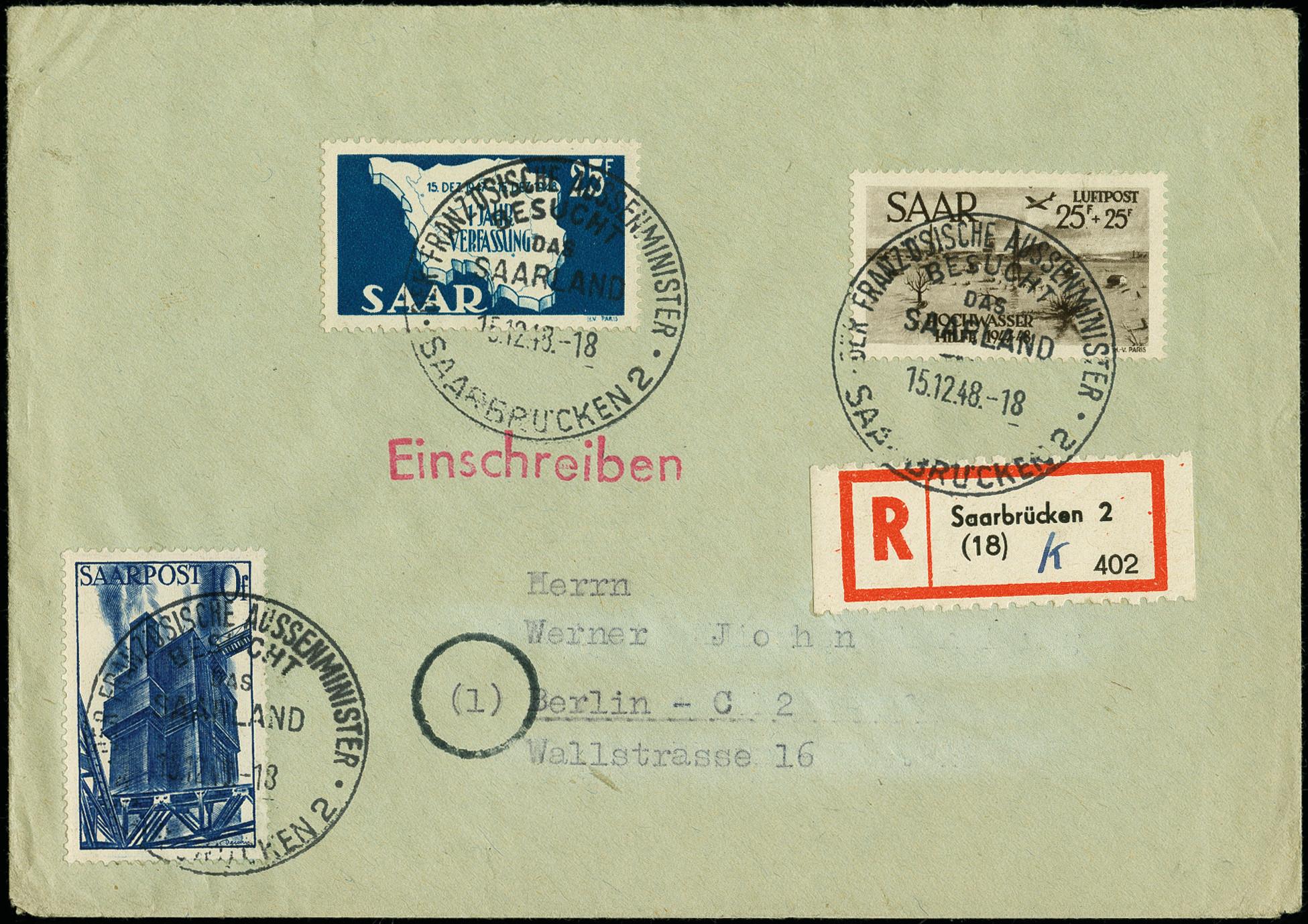 Lot 7568 - Main catalogue saar -  Heinrich Koehler Auktionen Auction #367- Day 4