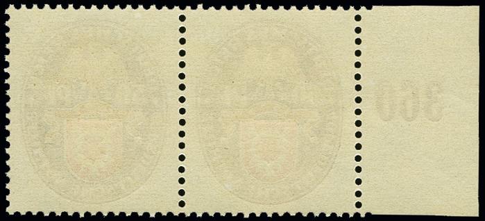Lot 1352 - Main catalogue German Empire -  Heinrich Koehler Auktionen Auction #367- Day 3