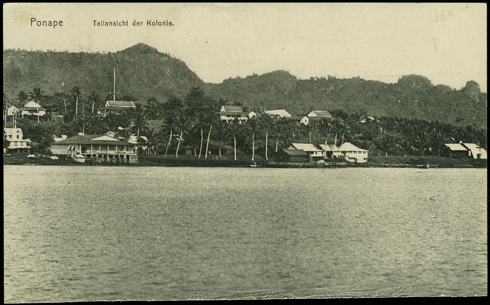 Lot 1454 - german colonies and offices abroad caroline islands -  Heinrich Koehler Auktionen Auction #367- Day 3