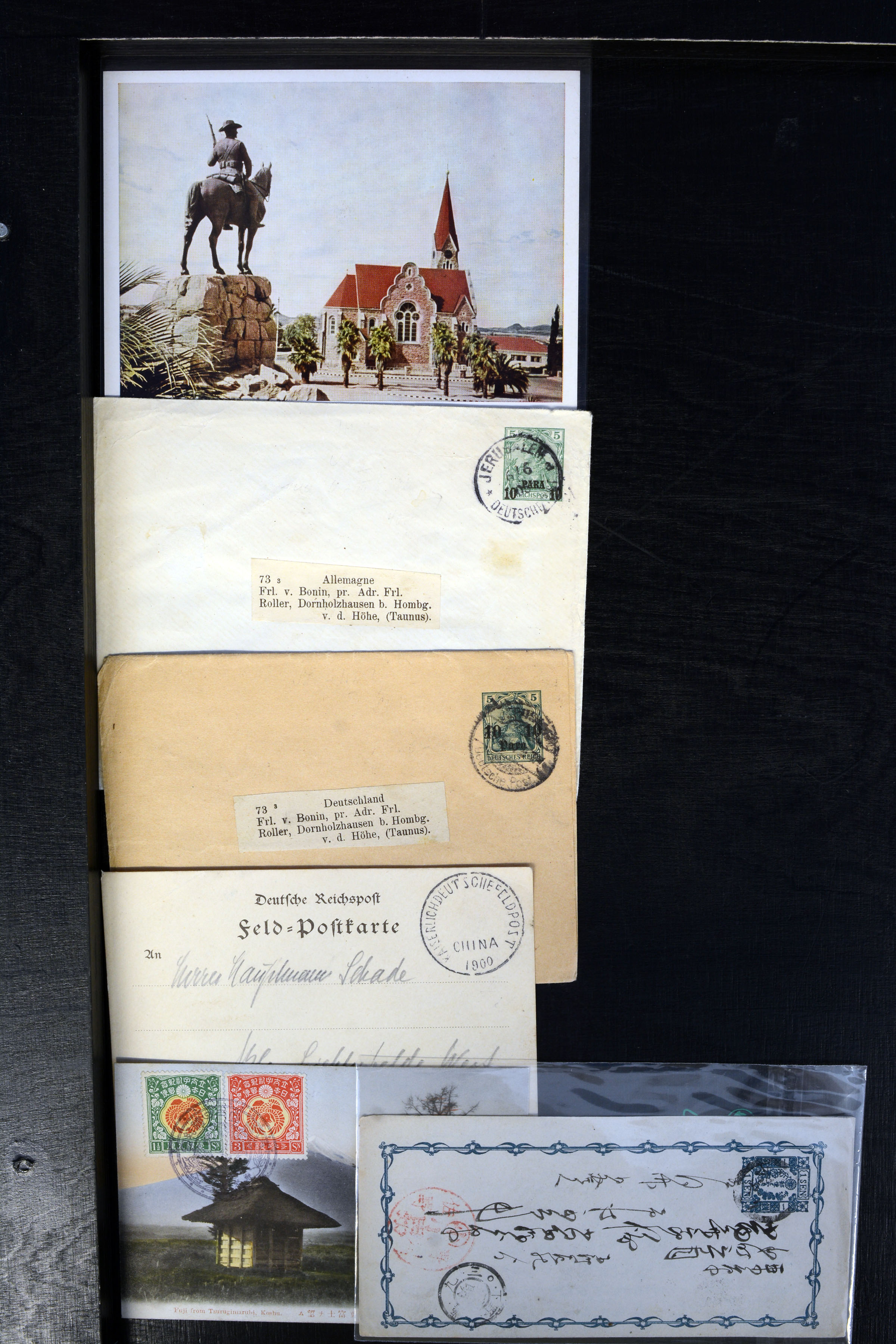Stamp Auction Main Catalogue Germany Auction 367 Day 2 Lot 5196