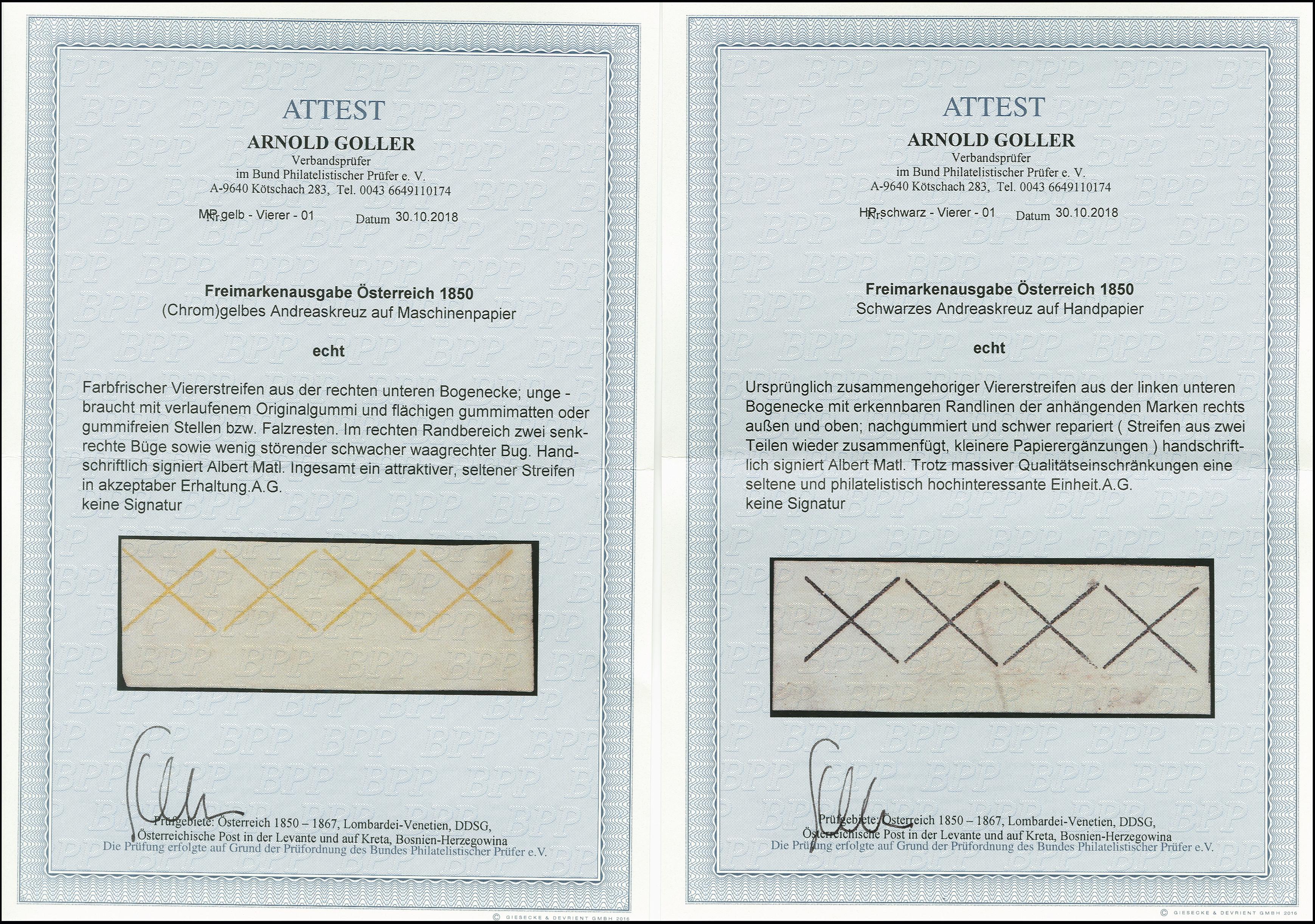 Lot 3 - europe Austria -  Heinrich Koehler Auktionen Auction #368- Day 1