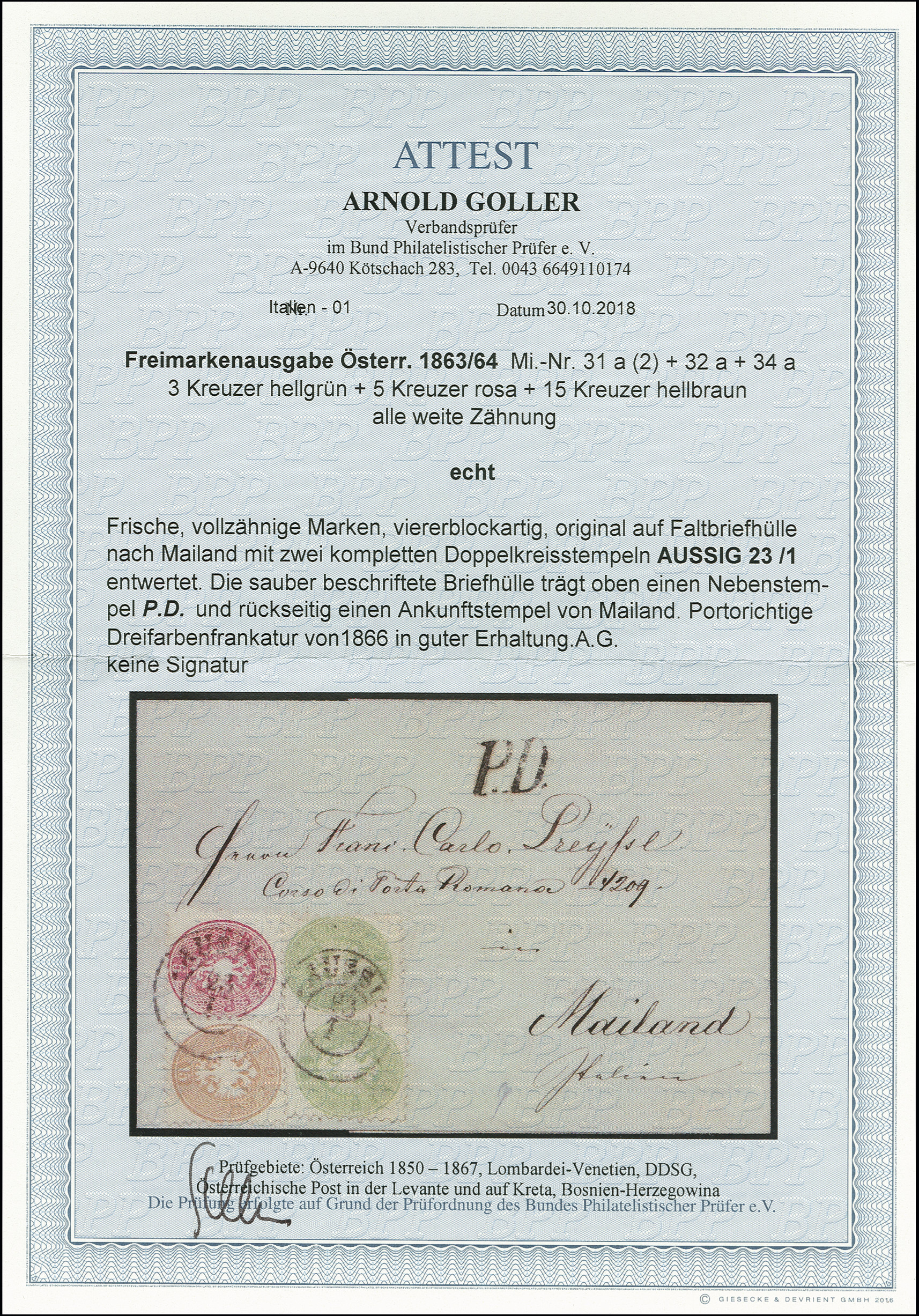 Lot 8 - europe Austria -  Heinrich Koehler Auktionen Auction #368- Day 1
