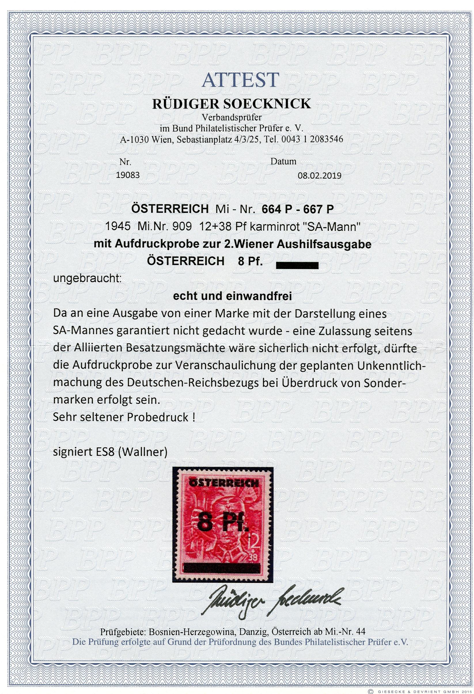 Lot 14 - europe Austria -  Heinrich Koehler Auktionen Auction #368- Day 1