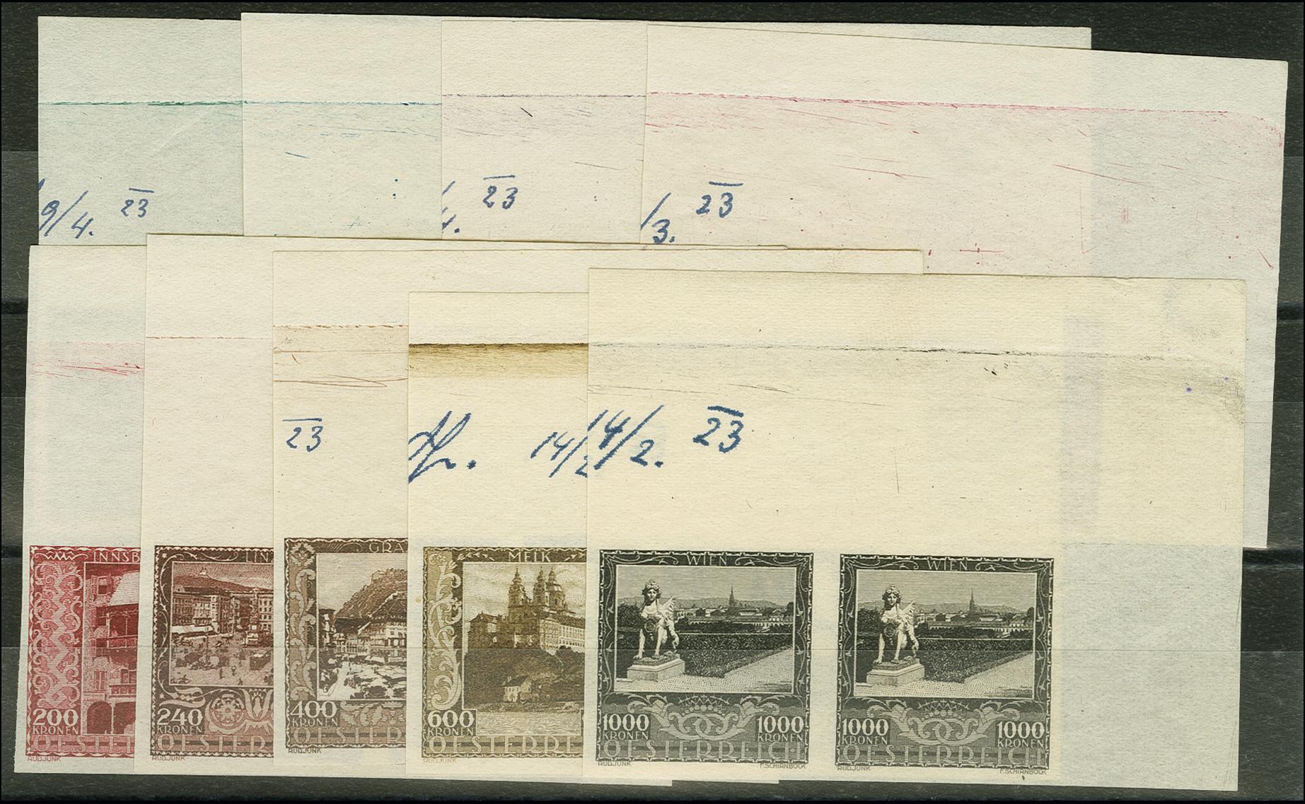 Lot 10 - europe Austria -  Heinrich Koehler Auktionen Auction #368- Day 1