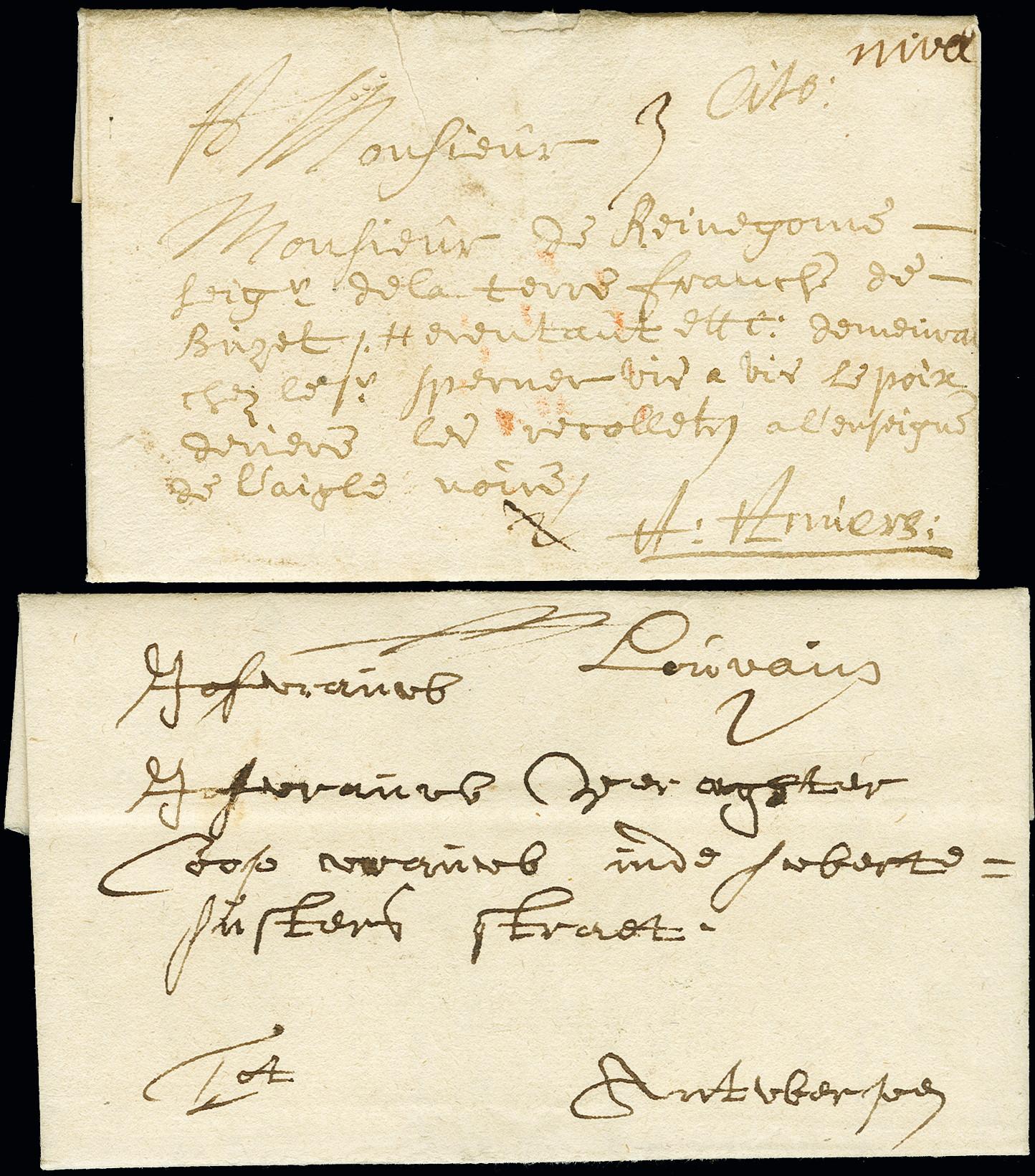 Lot 194 - europe Belgium -  Heinrich Koehler Auktionen Auction #368- Day 1