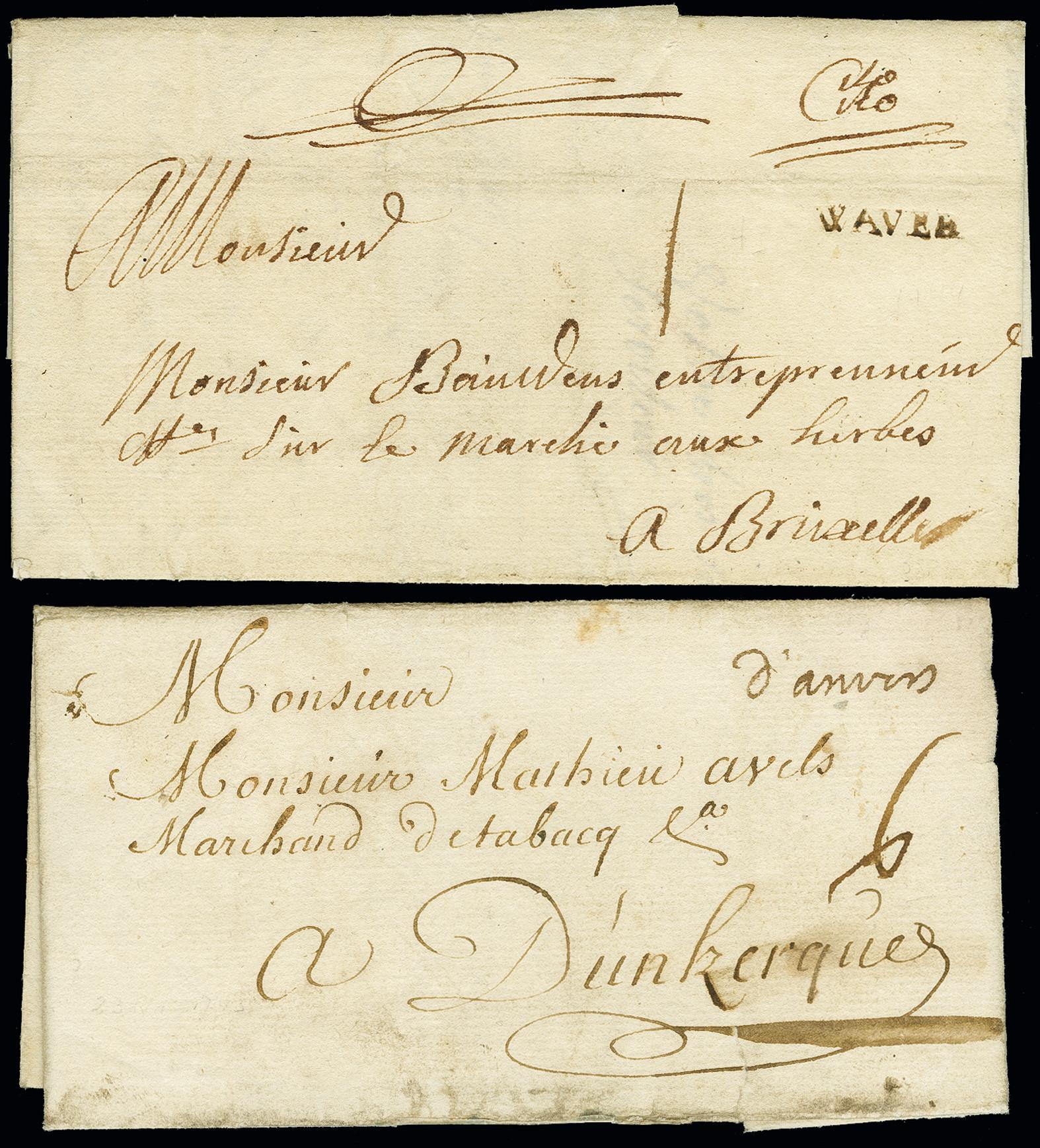 Lot 206 - europe Belgium -  Heinrich Koehler Auktionen Auction #368- Day 1