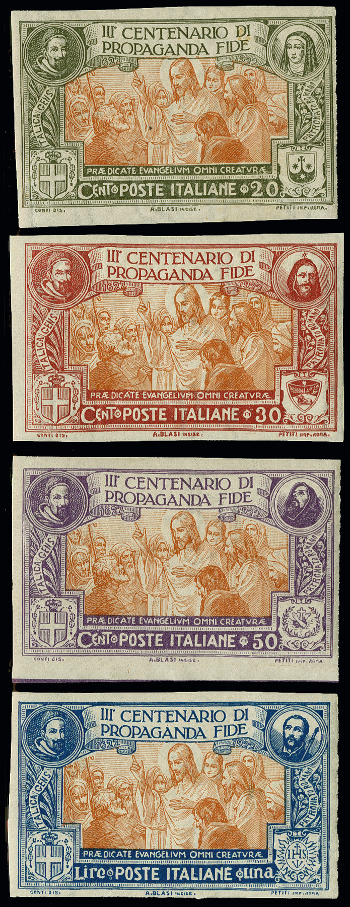 Lot 320 - europe italy - kingdom and republic -  Heinrich Koehler Auktionen Auction #368- Day 1