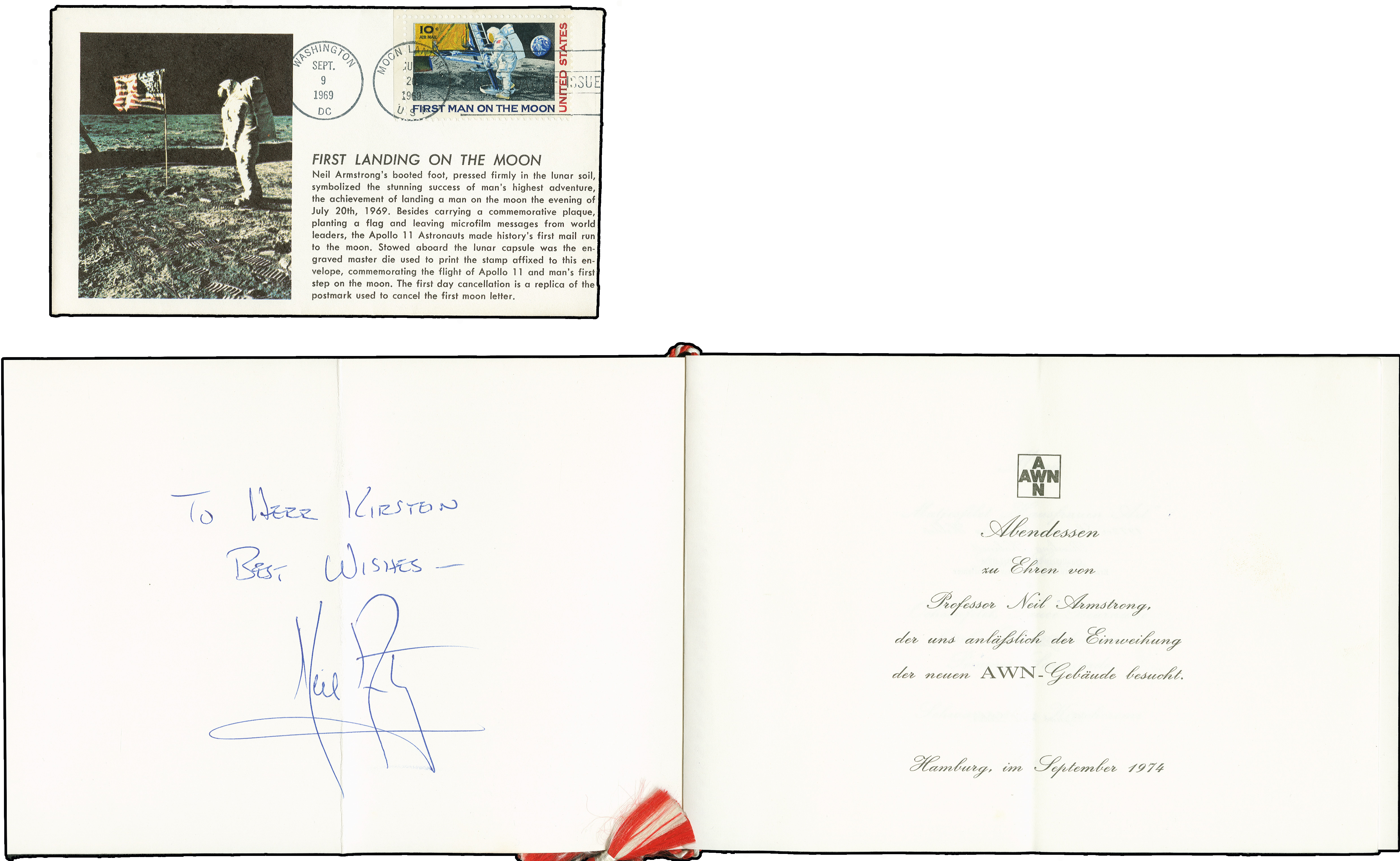 Lot 1156 - motive collections space mail -  Heinrich Koehler Auktionen Auction #368- Day 2