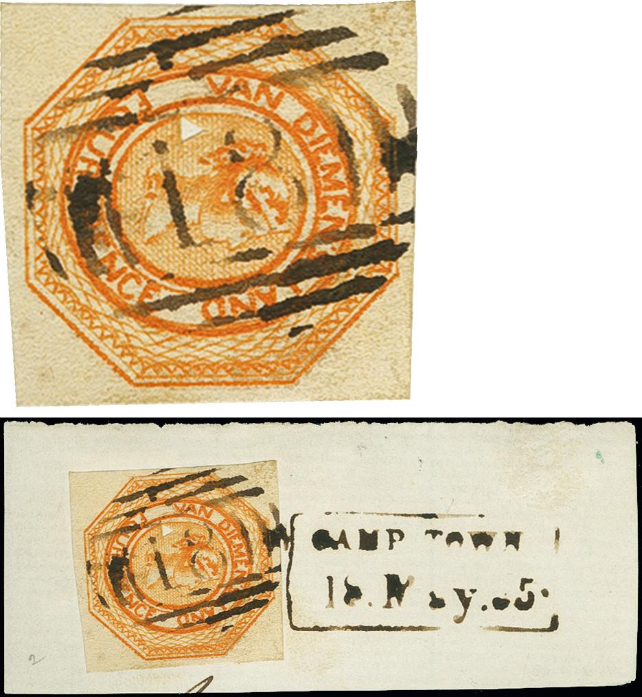 Lot 856 - Australia tasmania -  Heinrich Koehler Auktionen Auction #368- Day 1