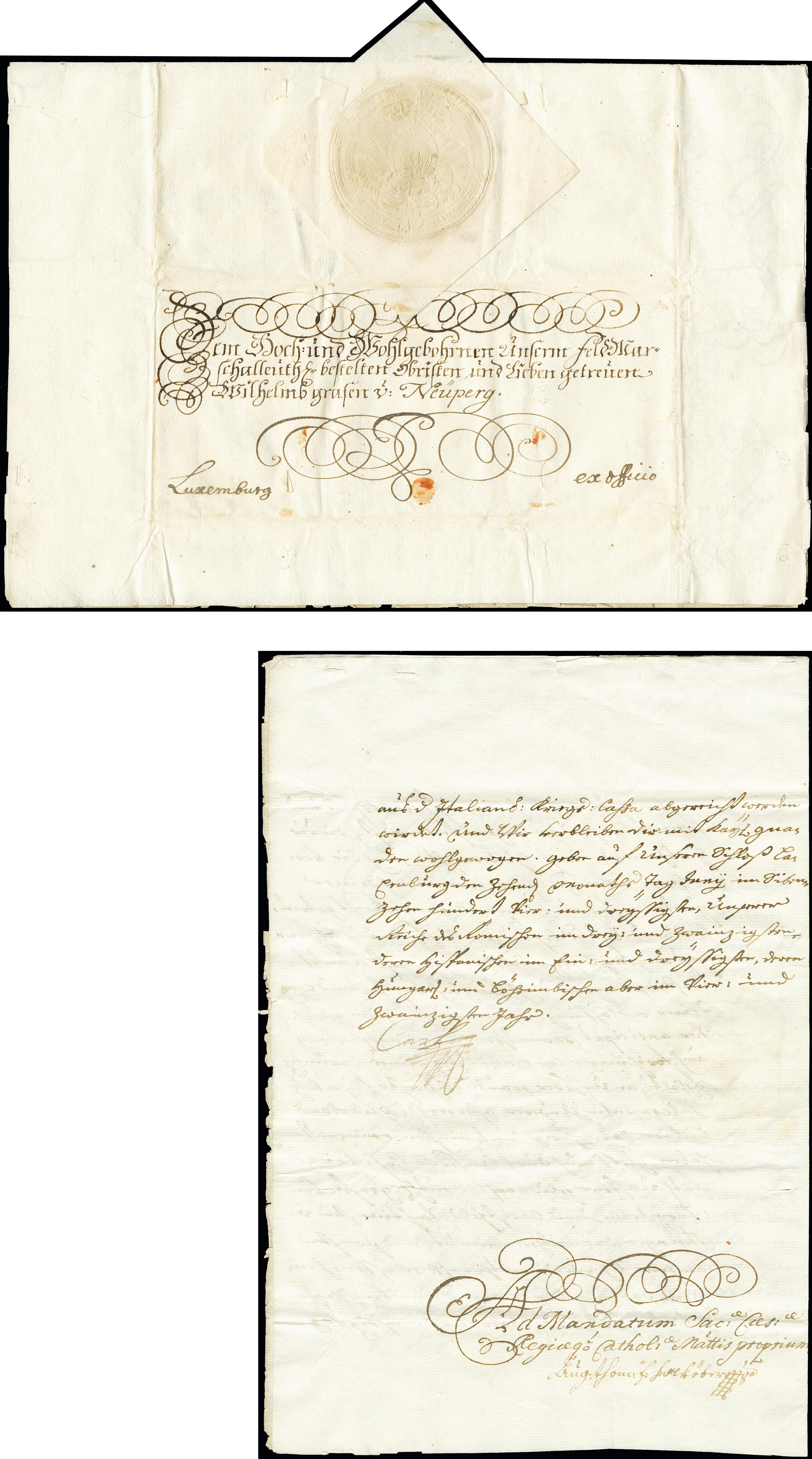 Lot 559 - europe luxemburg -  Heinrich Koehler Auktionen Auction #368- Day 1
