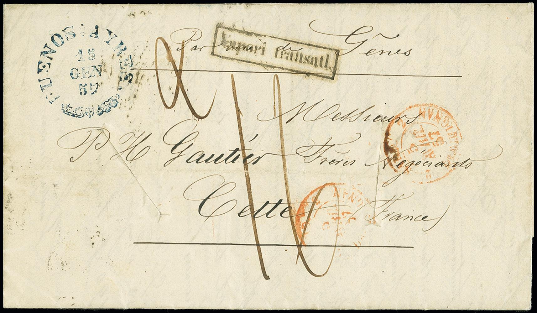 Lot 350 - Overseas Argentina -  Heinrich Koehler Auktionen Auction #368- Day 1