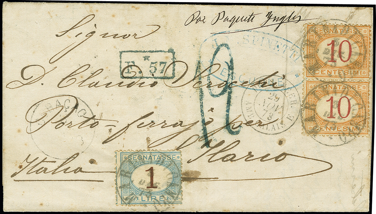 Lot 413 - dutch colonies curacao -  Heinrich Koehler Auktionen Auction #368- Day 1