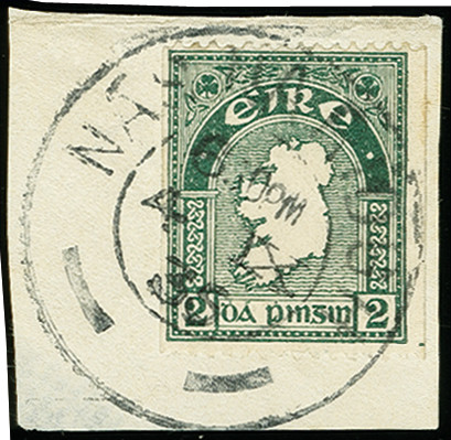 Stamp Auction - europe ireland - Auction #368- Day 2, lot 7306