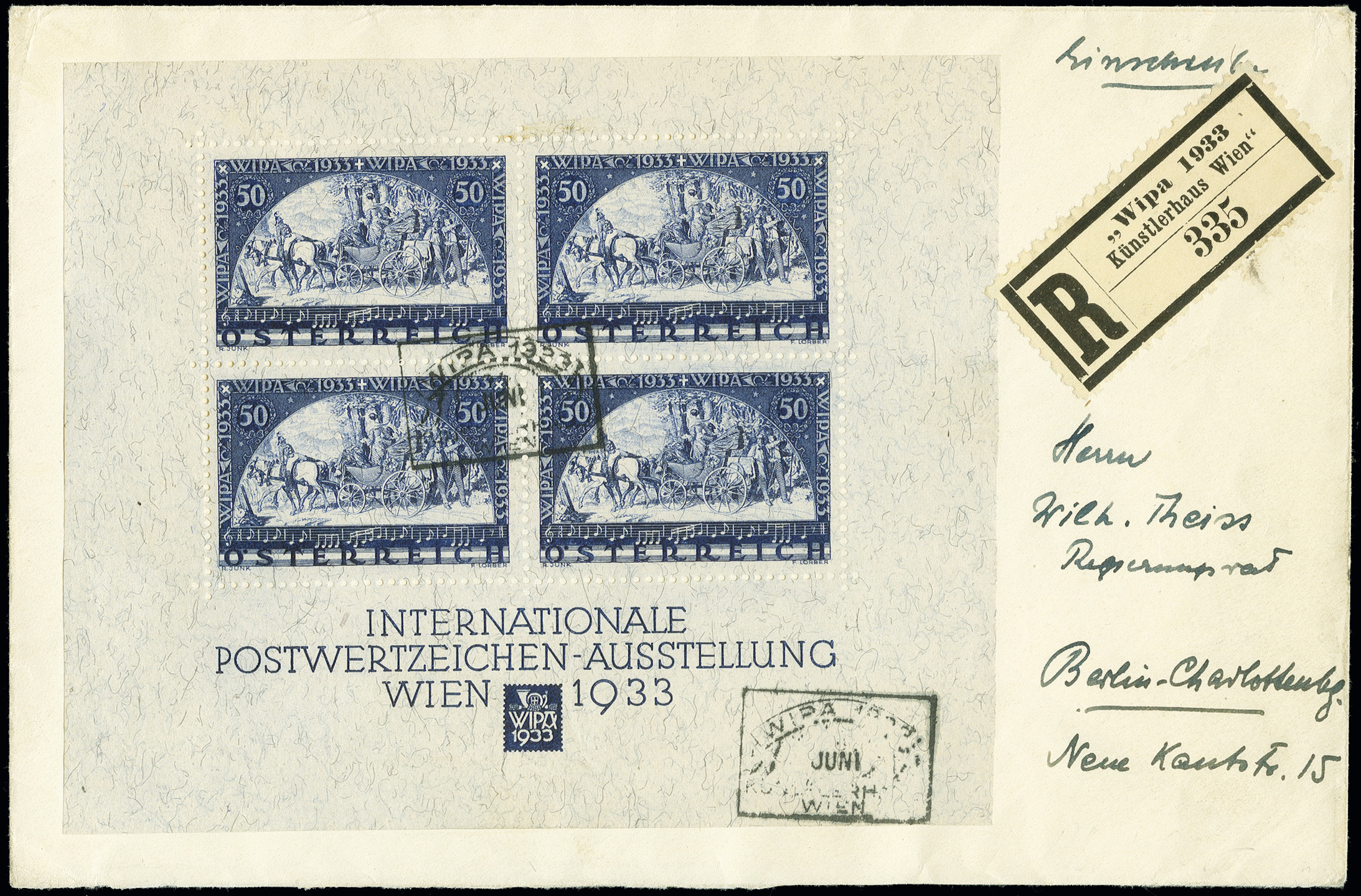 Lot 13 - europe Austria -  Heinrich Koehler Auktionen Auction #368- Day 1