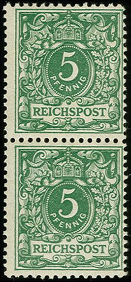 Lot 3005 - Main catalogue German Empire -  Heinrich Koehler Auktionen Auction #368- Day 5