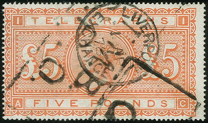 Lot 824 - Main catalogue Great Britain -  Heinrich Koehler Auktionen Auction #368- Day 1