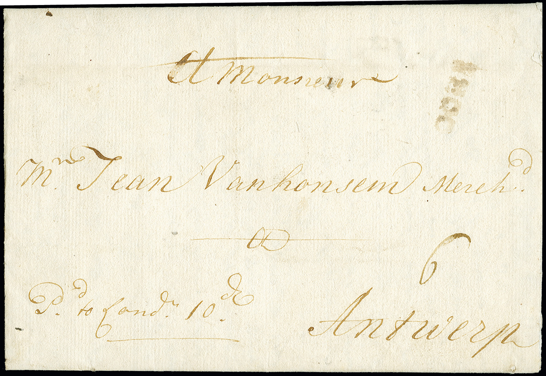 Lot 237 - europe Belgium -  Heinrich Koehler Auktionen Auction #368- Day 1