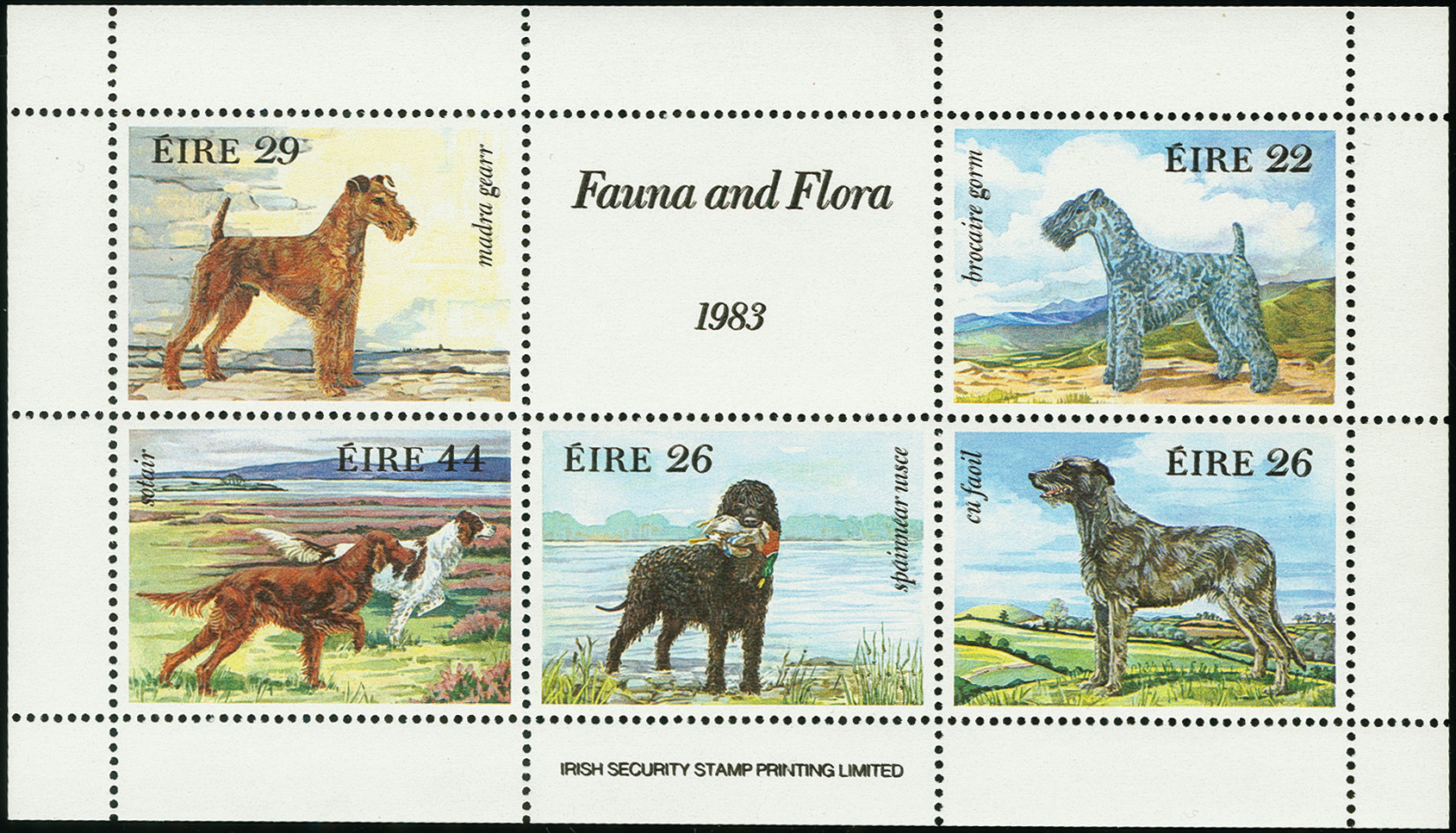 Stamp Auction - europe ireland - Auction #368- Day 2, lot 7172