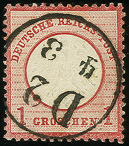 Lot 2984 - Main catalogue German Empire -  Heinrich Koehler Auktionen Auction #368- Day 5