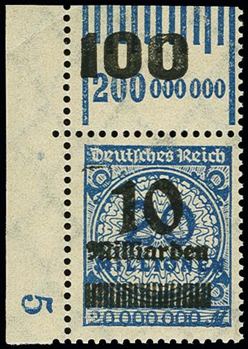Lot 3142 - Main catalogue German Empire -  Heinrich Koehler Auktionen Auction #368- Day 5