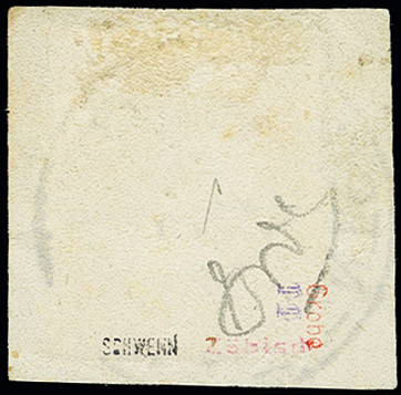 Lot 1539 - german colonies and offices abroad german post in china -  Heinrich Koehler Auktionen Auction #368- Day 4
