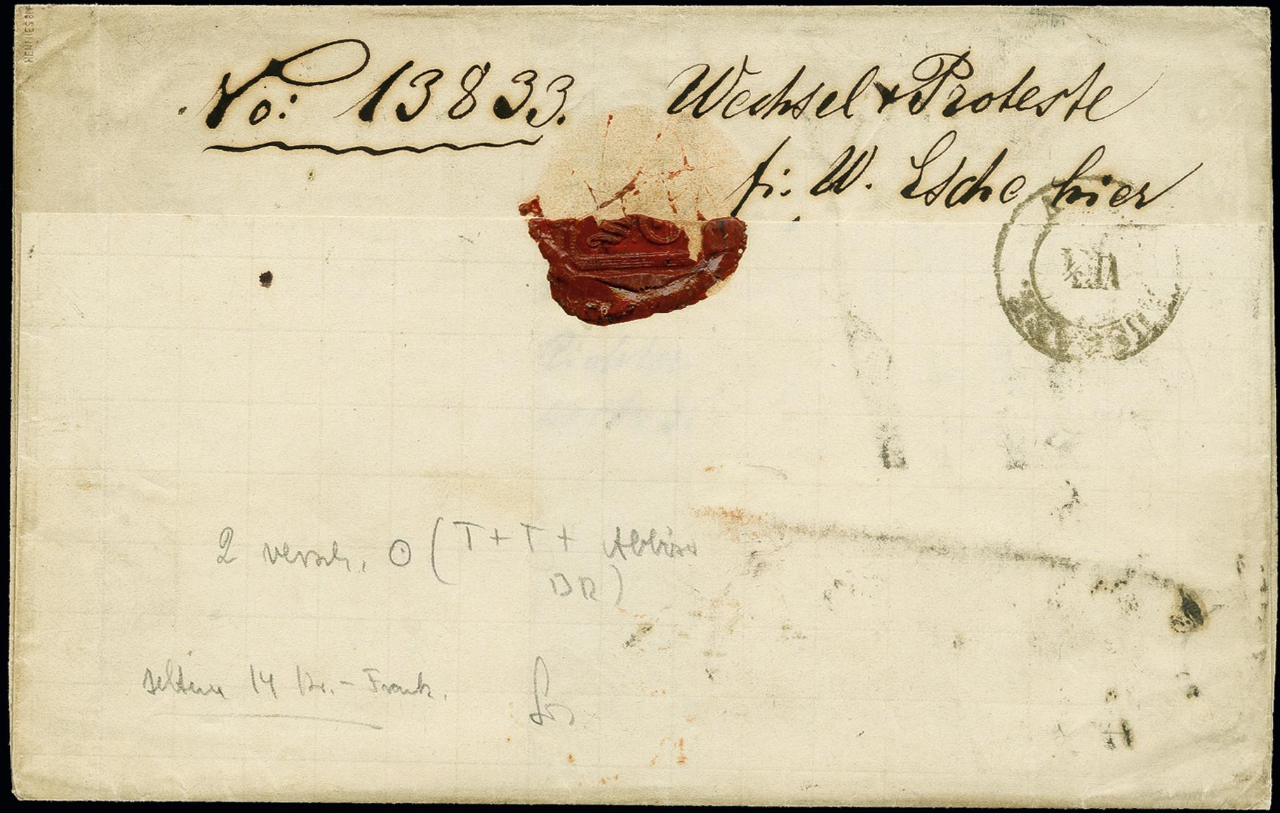 Lot 2991 - Main catalogue German Empire -  Heinrich Koehler Auktionen Auction #368- Day 5