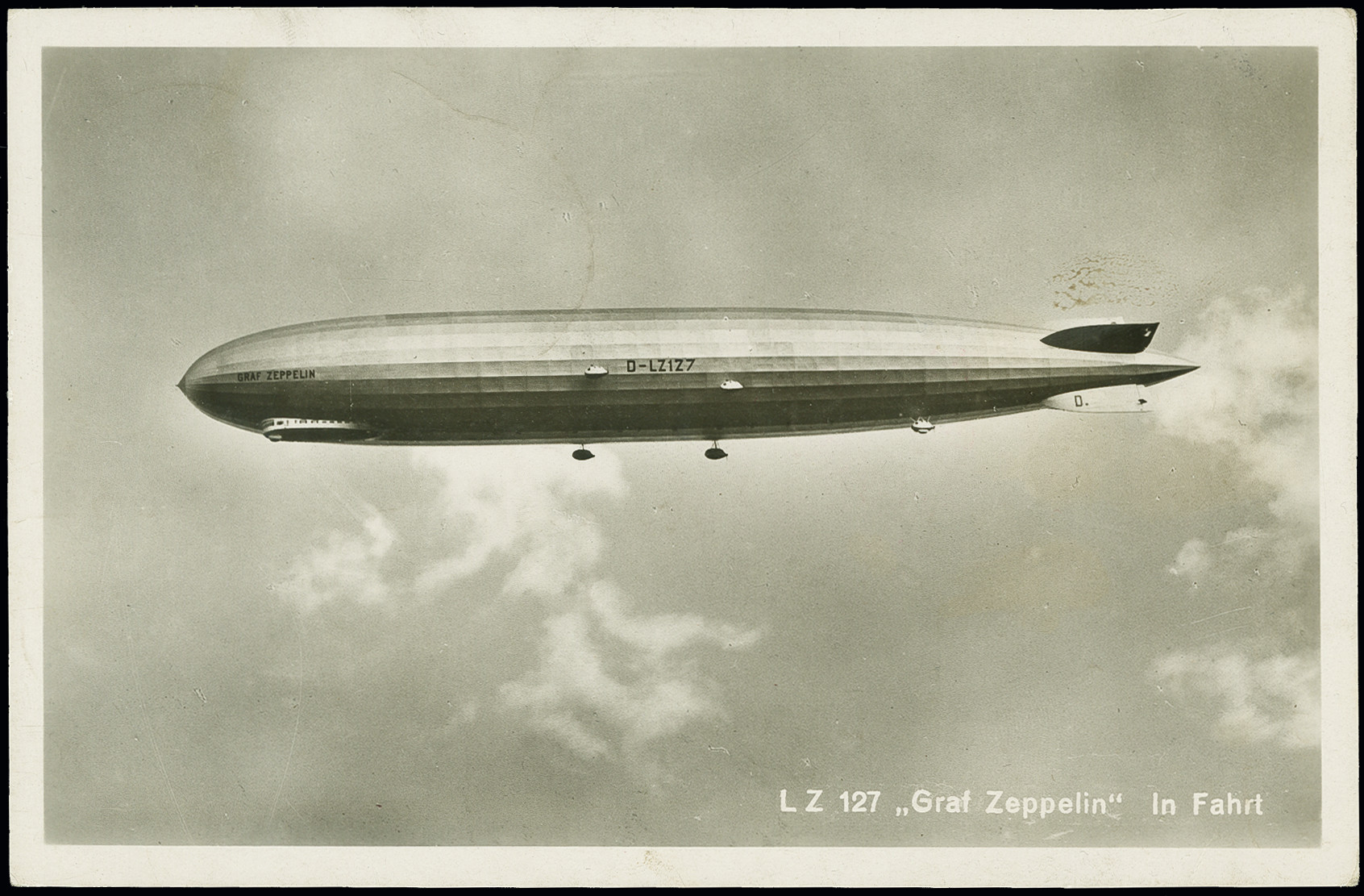 Lot 1166 - airmail zeppelin -  Heinrich Koehler Auktionen Auction #368- Day 2