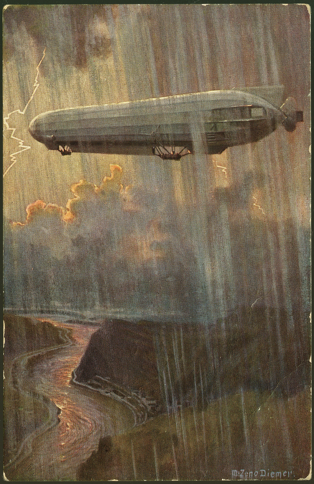 Lot 1157 - airmail zeppelin -  Heinrich Koehler Auktionen Auction #368- Day 2