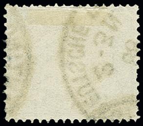Lot 1555 - german post in turkey german post in turkey - forerunner -  Heinrich Koehler Auktionen Auction #368- Day 4