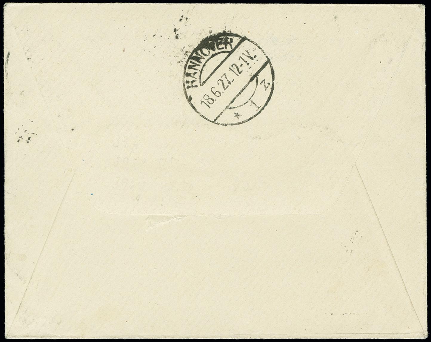 Lot 3152 - Main catalogue German Empire -  Heinrich Koehler Auktionen Auction #368- Day 5