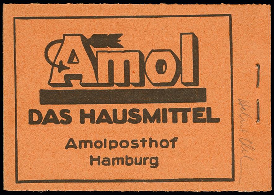 Lot 3192 - German Empire german empire - se-tenants -  Heinrich Koehler Auktionen Auction #368- Day 5