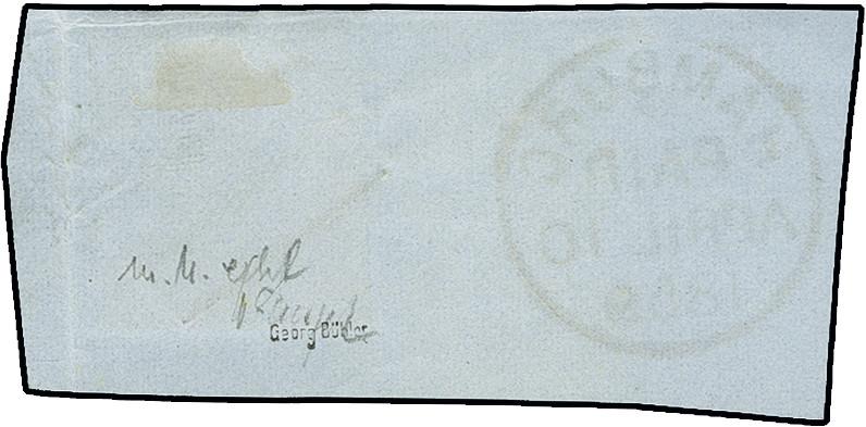 Lot 3409 - german states hamburg -  Heinrich Koehler Auktionen Auction #368- Day 5