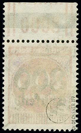 Lot 3104 - Main catalogue German Empire -  Heinrich Koehler Auktionen Auction #368- Day 5