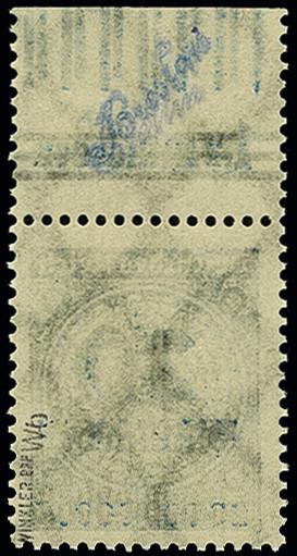 Lot 3099 - Main catalogue German Empire -  Heinrich Koehler Auktionen Auction #368- Day 5