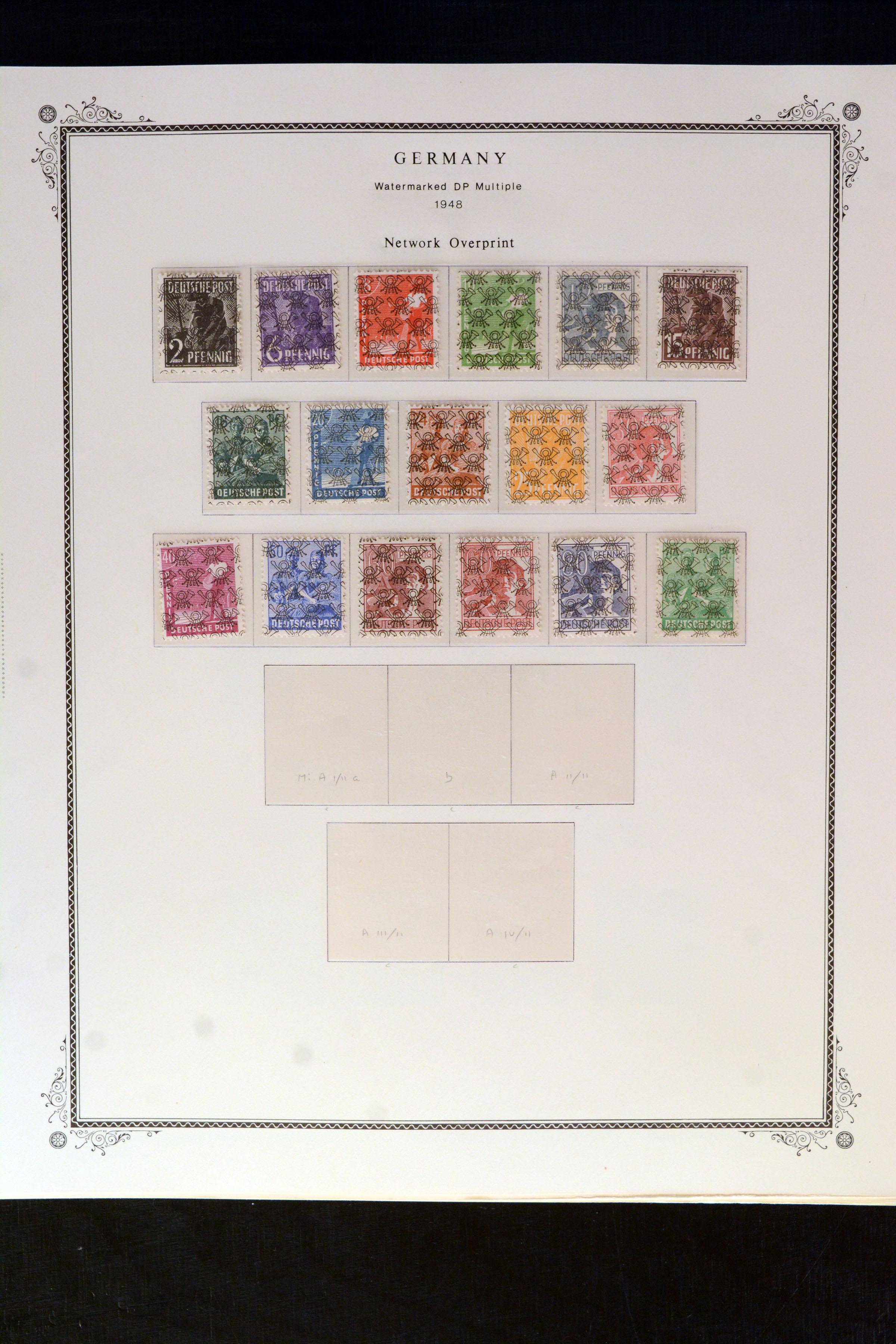 Lot 5114 - germany after 1945 alliierte besetzung -  Heinrich Koehler Auktionen Auction #368- Day 3