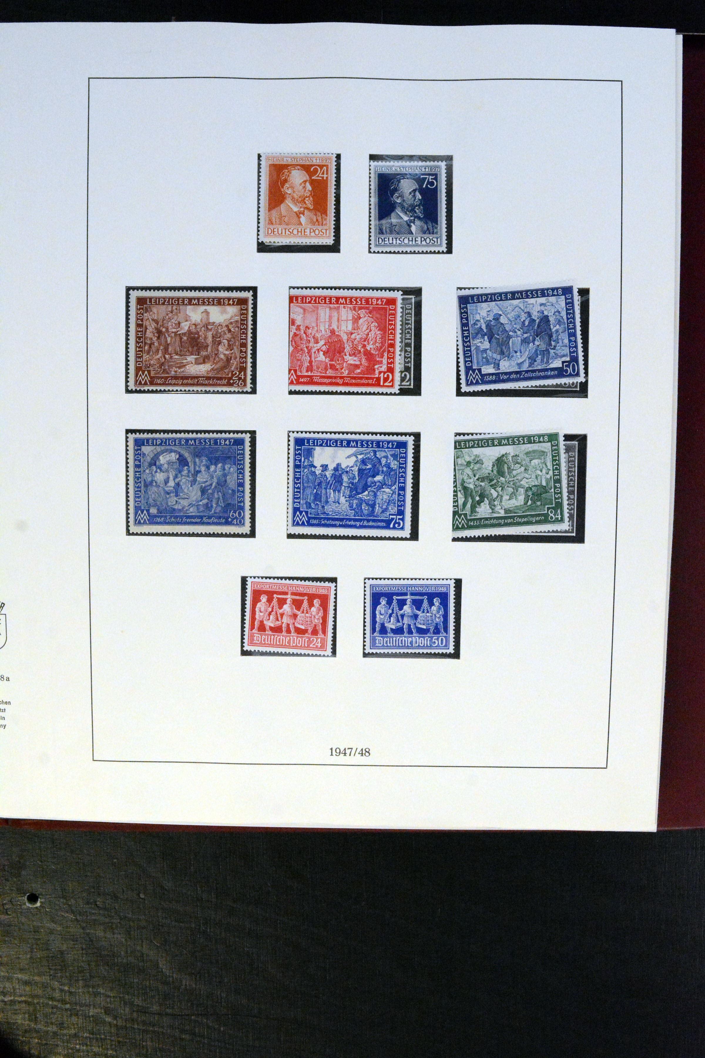 Lot 5112 - germany after 1945 alliierte besetzung -  Heinrich Koehler Auktionen Auction #368- Day 3
