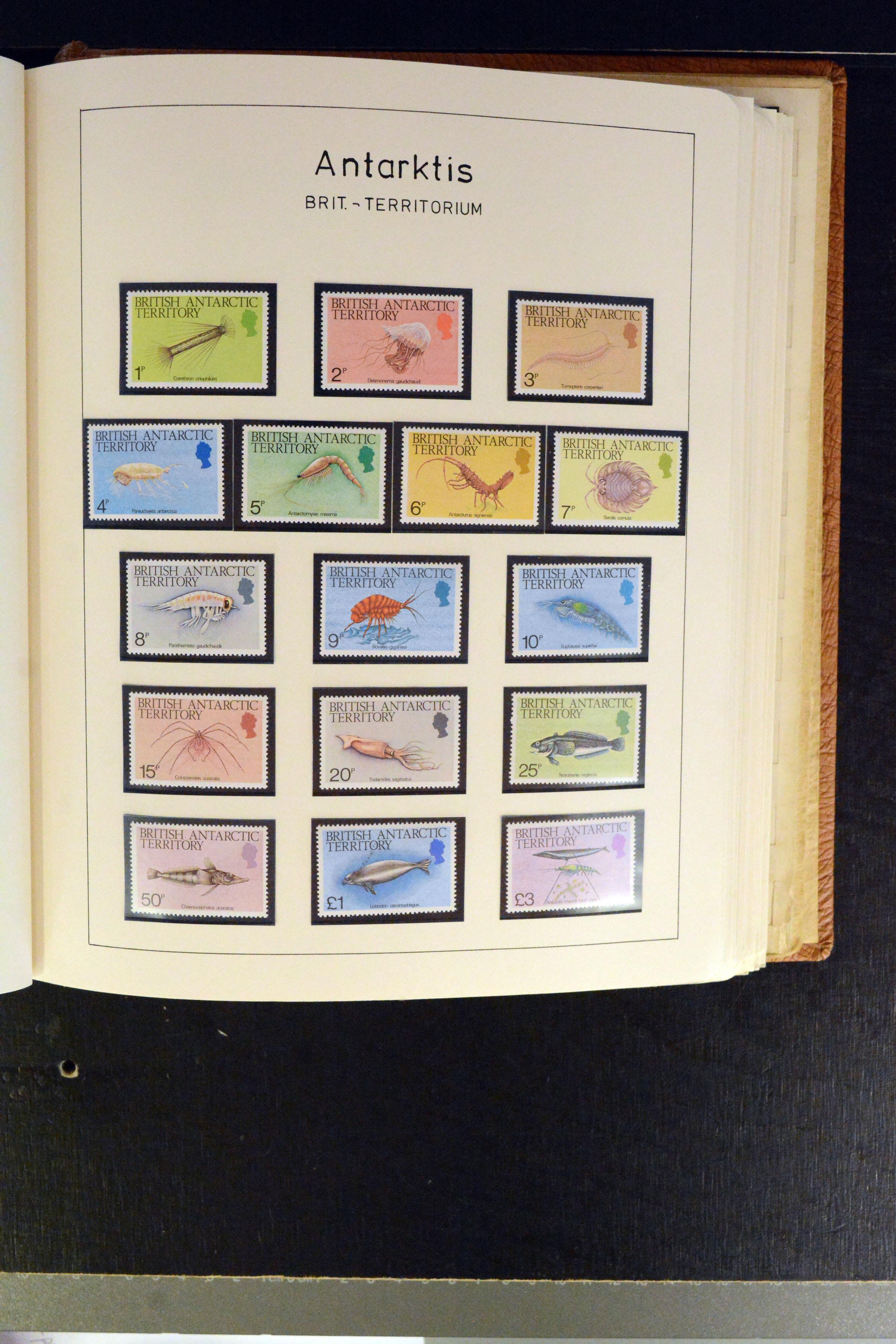 Lot 4160 - British Commonwealth british antarctic territory -  Heinrich Koehler Auktionen Auction #368- Day 3