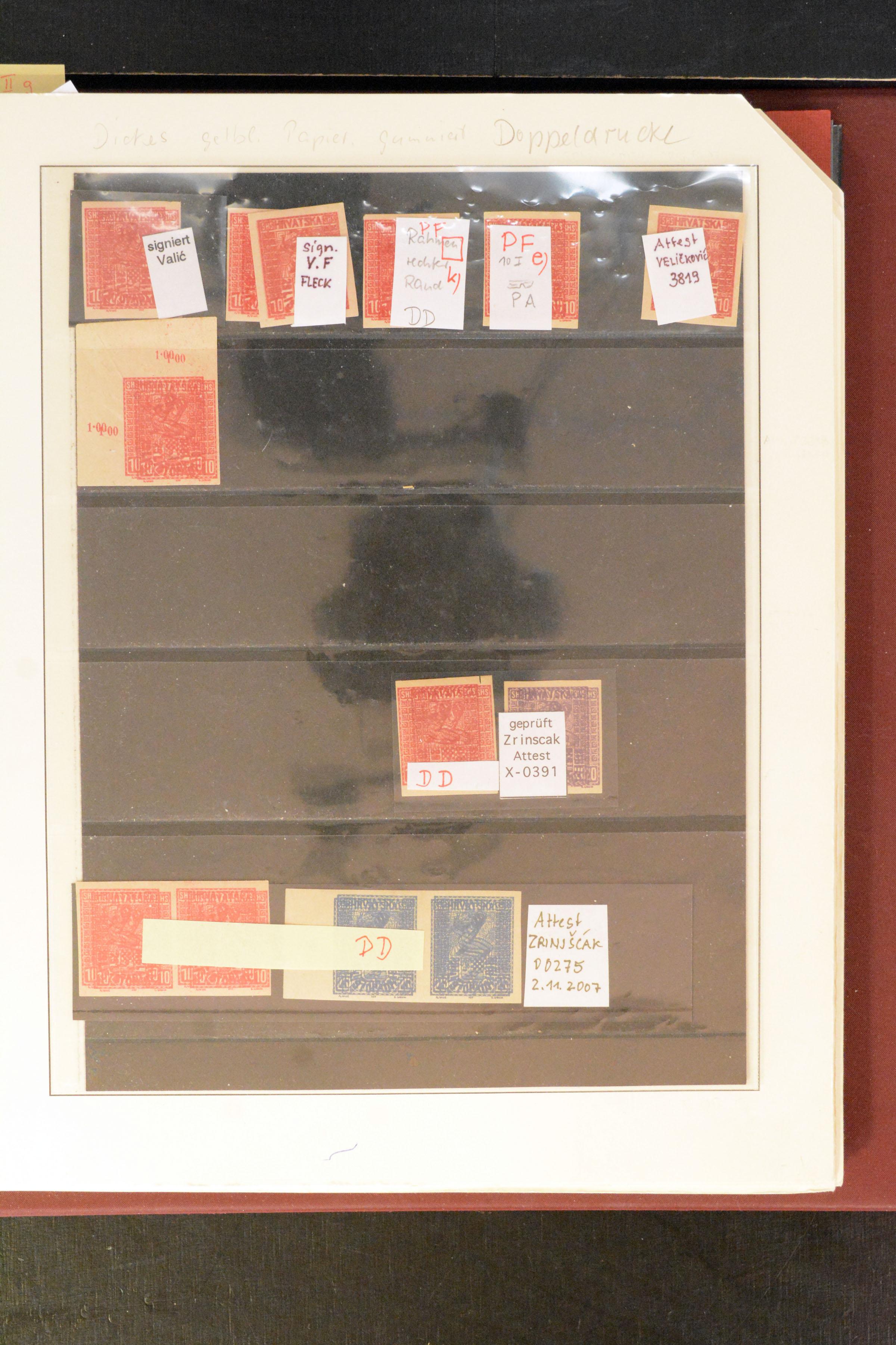 Lot 4216 - europe Yugoslavia -  Heinrich Koehler Auktionen Auction #368- Day 3