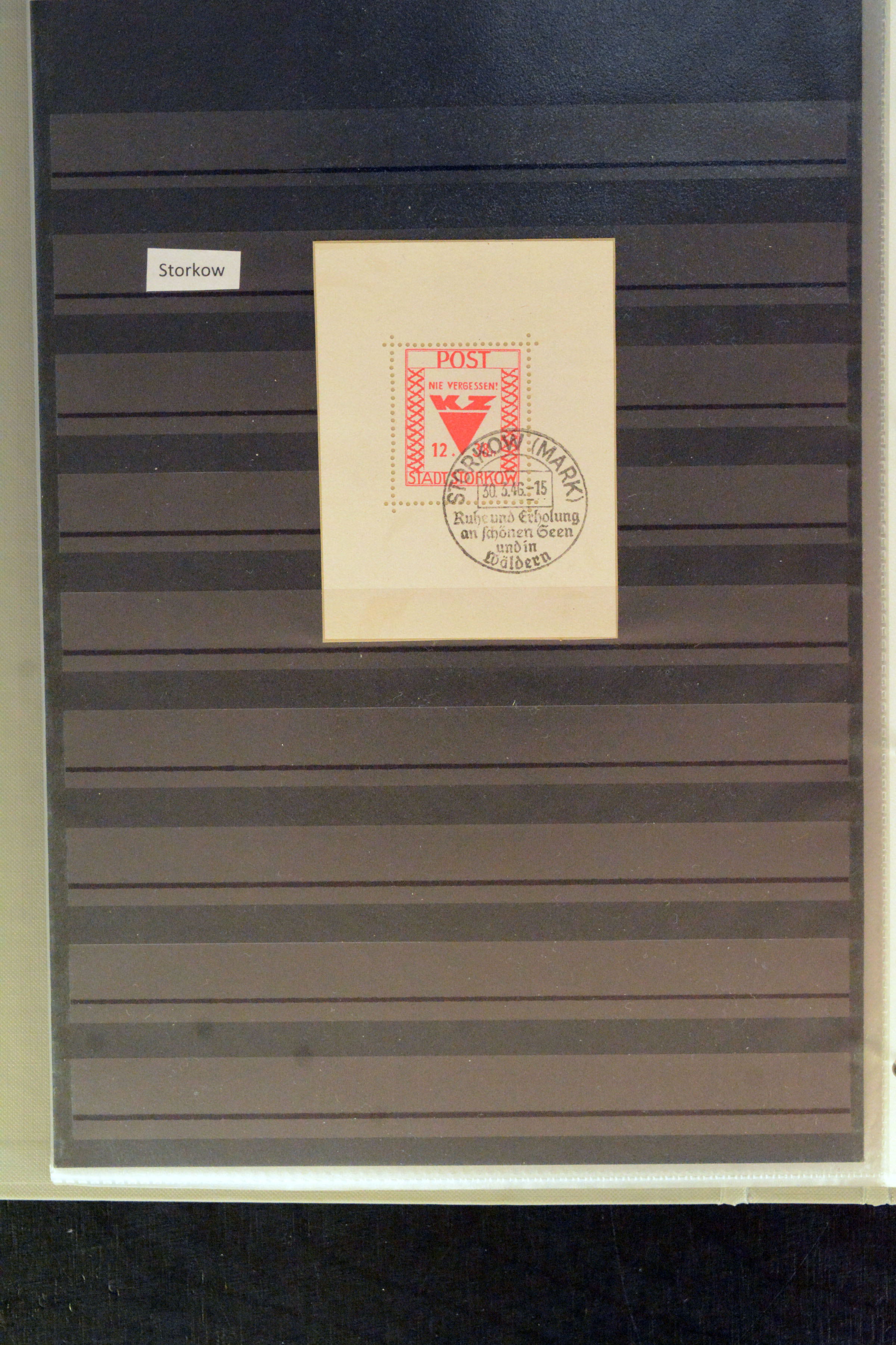 Lot 5097 - Main catalogue germany after 1945 -  Heinrich Koehler Auktionen Auction #368- Day 3