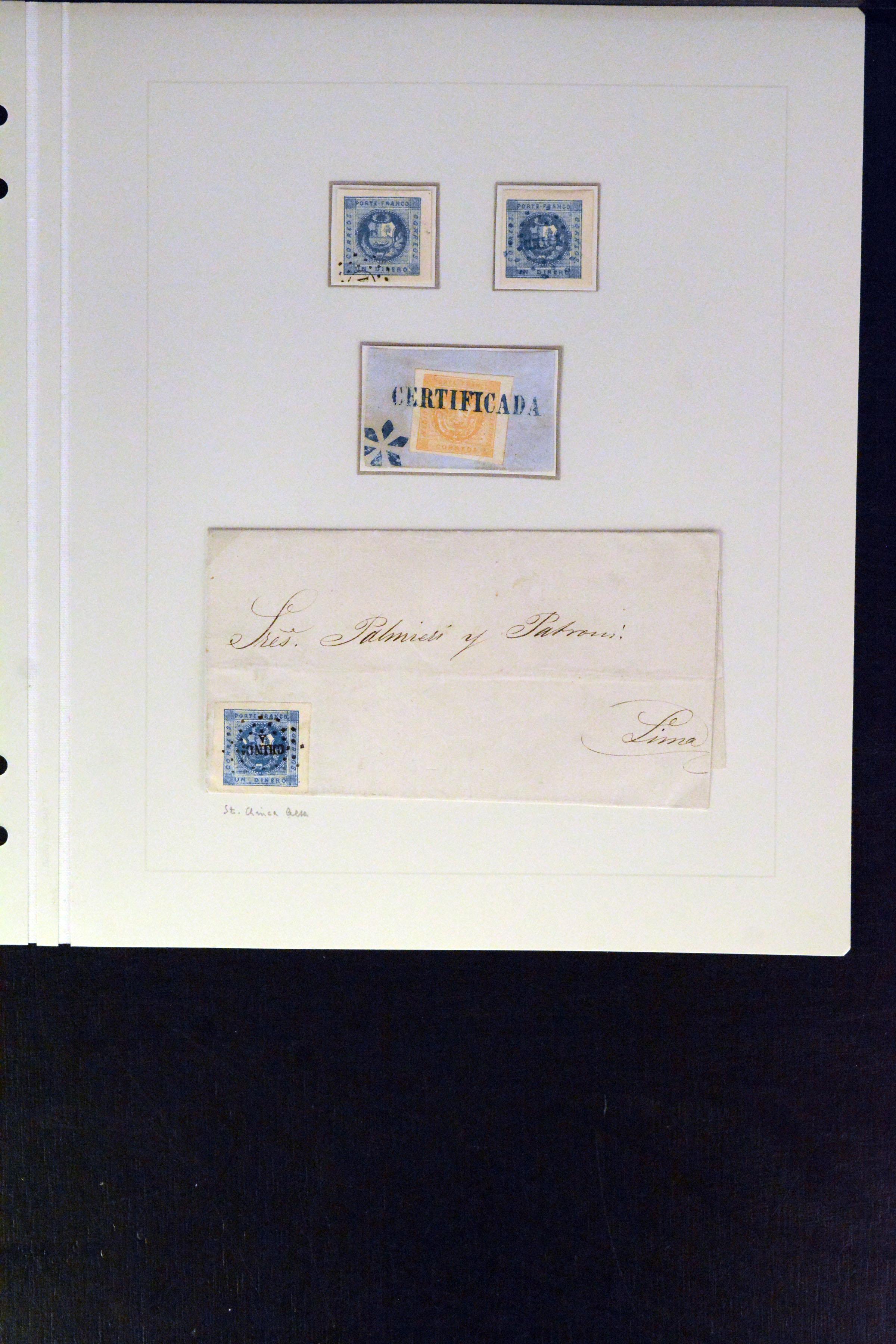 Lot 4510 - america latin america -  Heinrich Koehler Auktionen Auction #368- Day 3