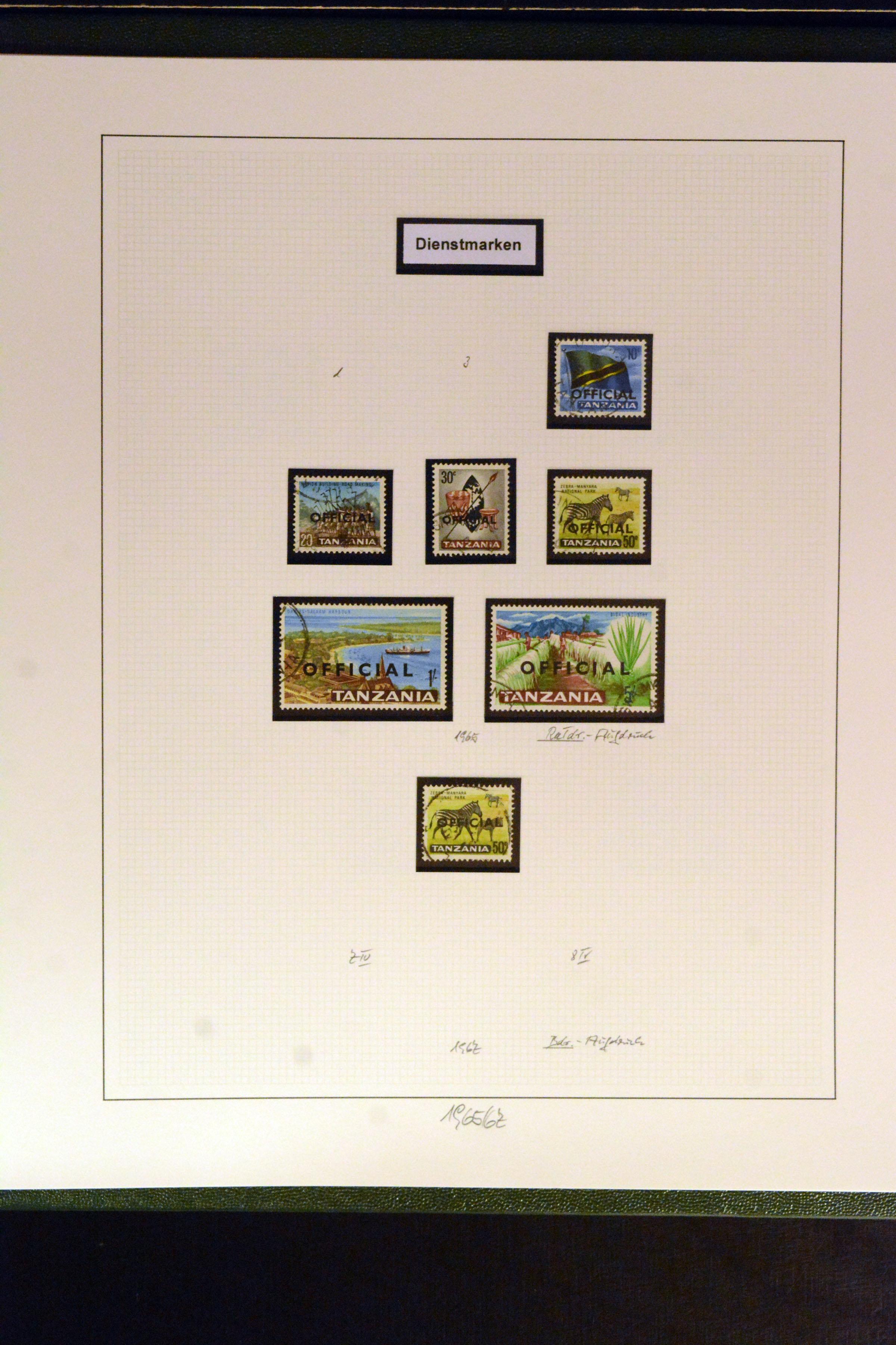 Lot 4151 - British Commonwealth British colonies in Africa -  Heinrich Koehler Auktionen Auction #368- Day 3