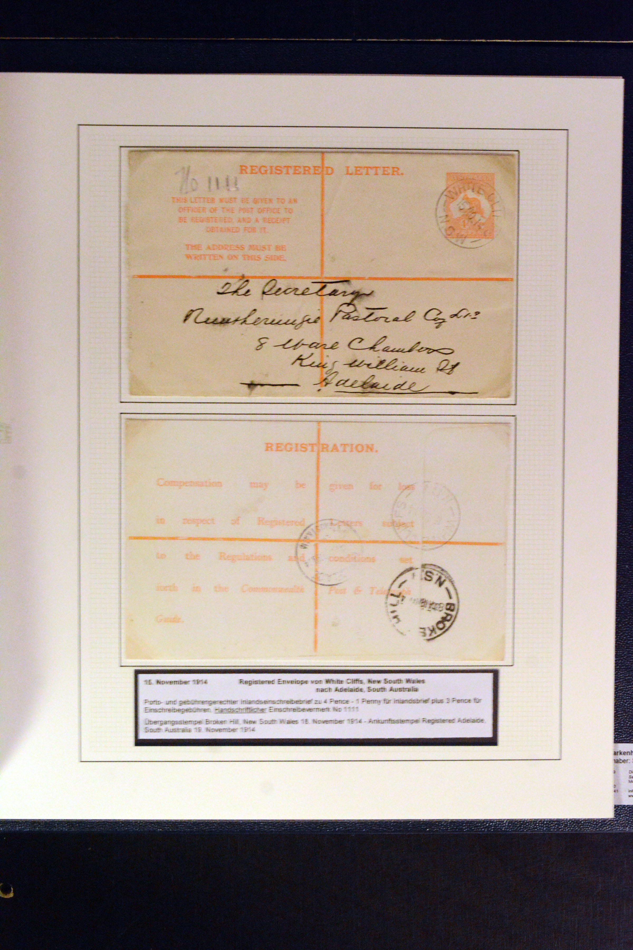 Lot 4155 - British Commonwealth commonwealth of australia -  Heinrich Koehler Auktionen Auction #368- Day 3