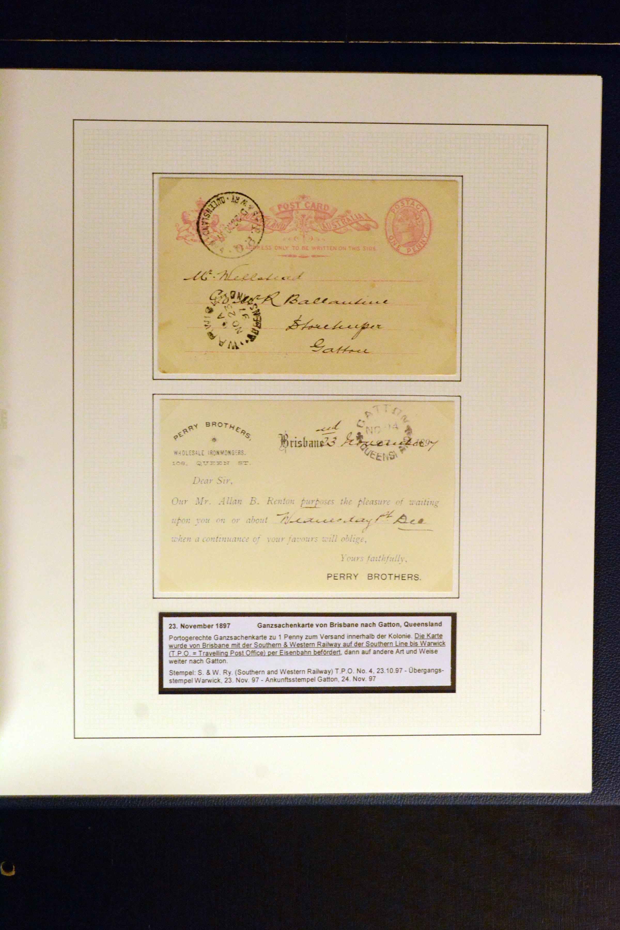 Lot 4154 - British Commonwealth Australia -  Heinrich Koehler Auktionen Auction #368- Day 3