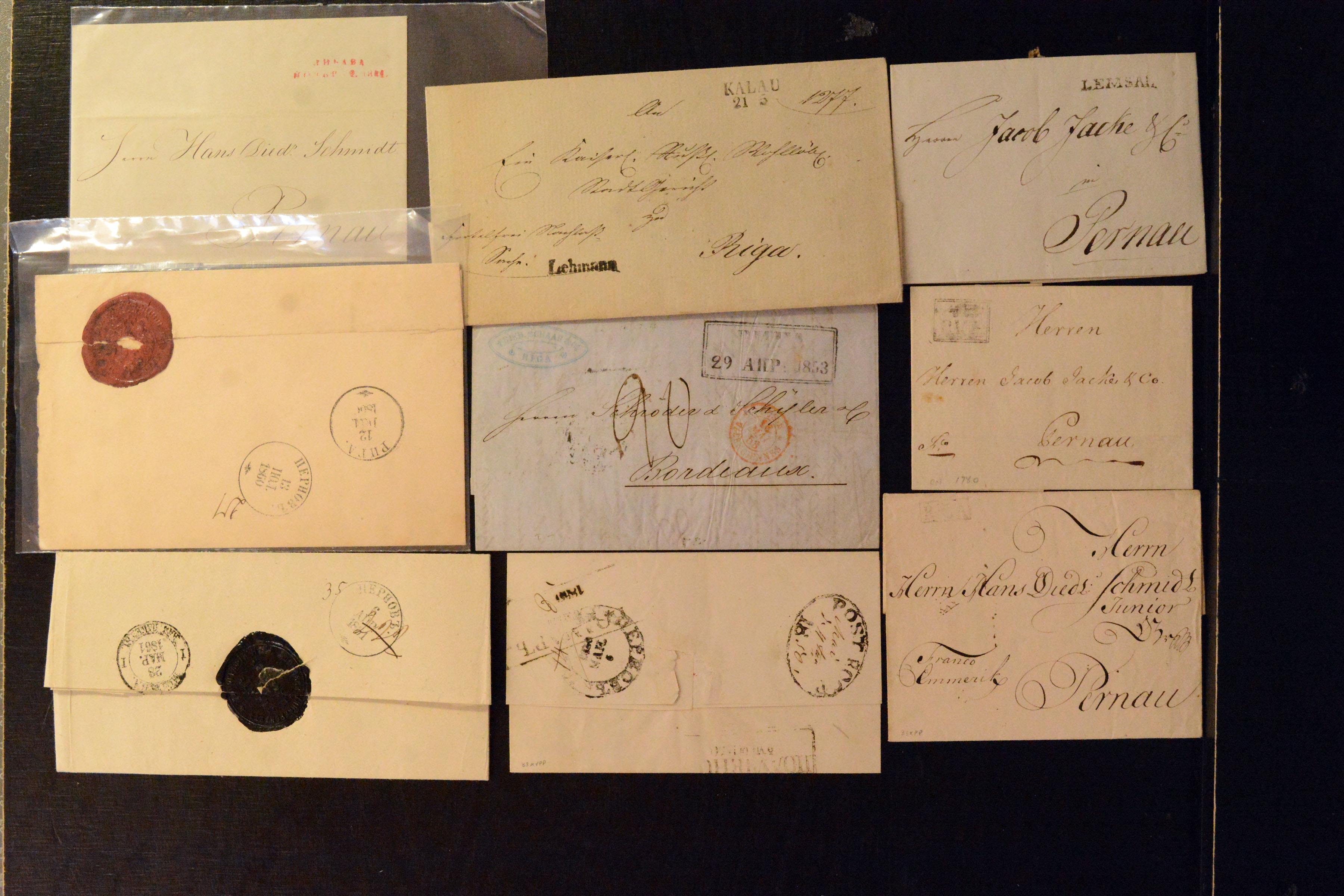 Lot 4247 - europe latvia -  Heinrich Koehler Auktionen Auction #368- Day 3